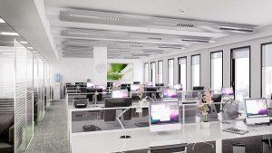 Office rental