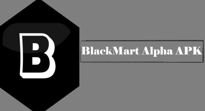 Blackmart apk Market